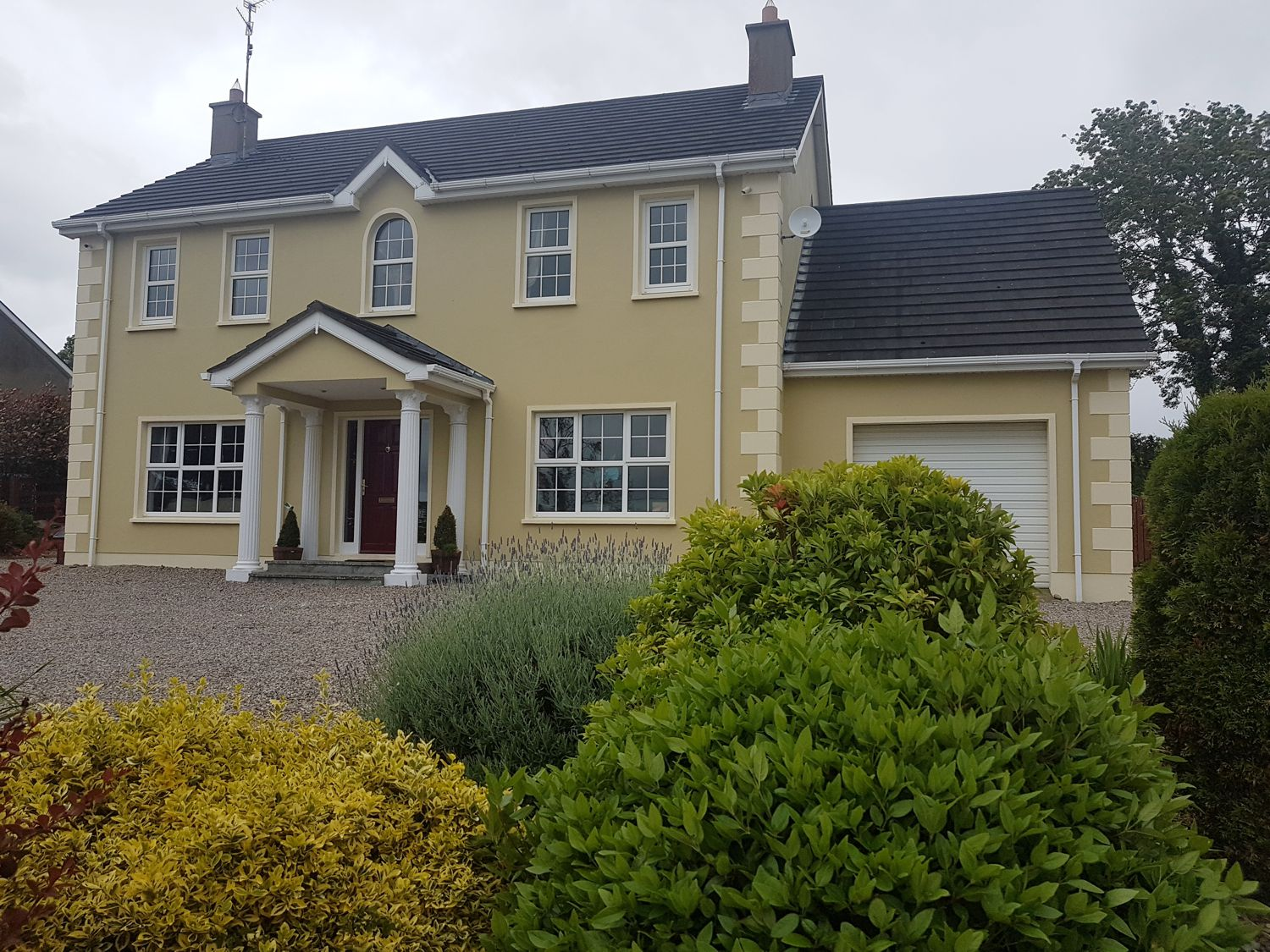 The Glebe, Galdonagh, Manorcunningham, Co. Donegal