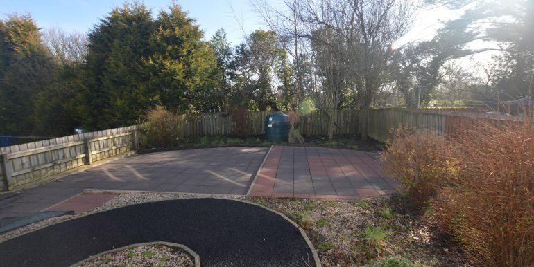 94 Blue Cedars rear view