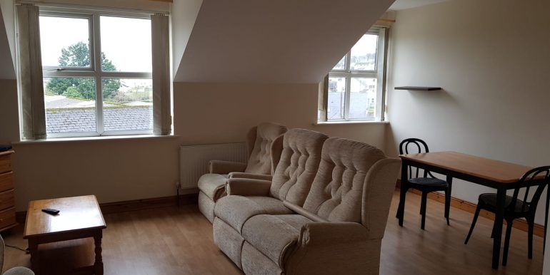 Apt 8 Aishlinn Manor livinng room 2