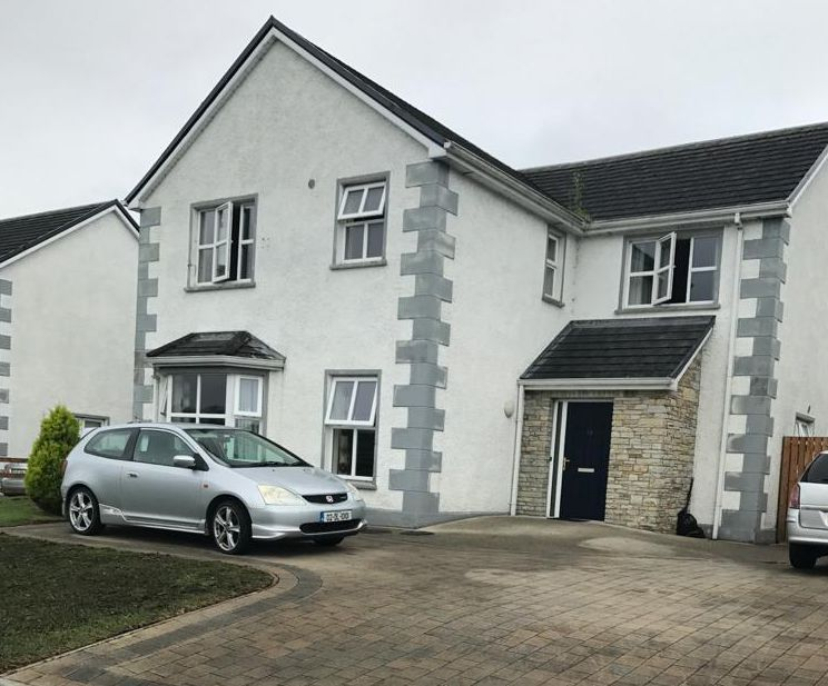 No 18 Cuirt Aishling, Donegal Road, Ballybofey, Co Donegal F93 D2R2