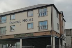 Apartment 3 Dunfril House, Ballybofey, Co. Donegal F93 N797