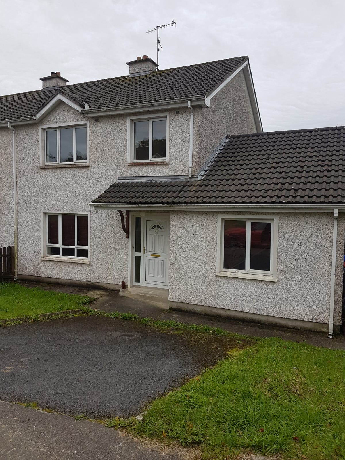 No 74 Admiran Park, Stranorlar, Co. Donegal