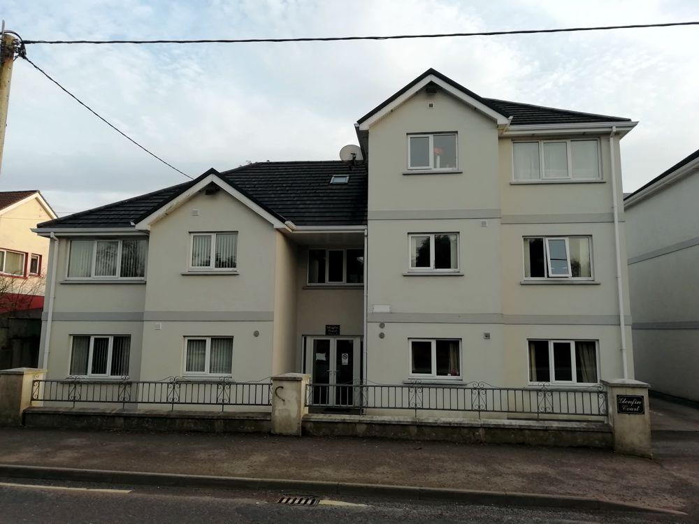 Apartment 5 Glenfin Court, Ballybofey, Co. Donegal F93 RK09