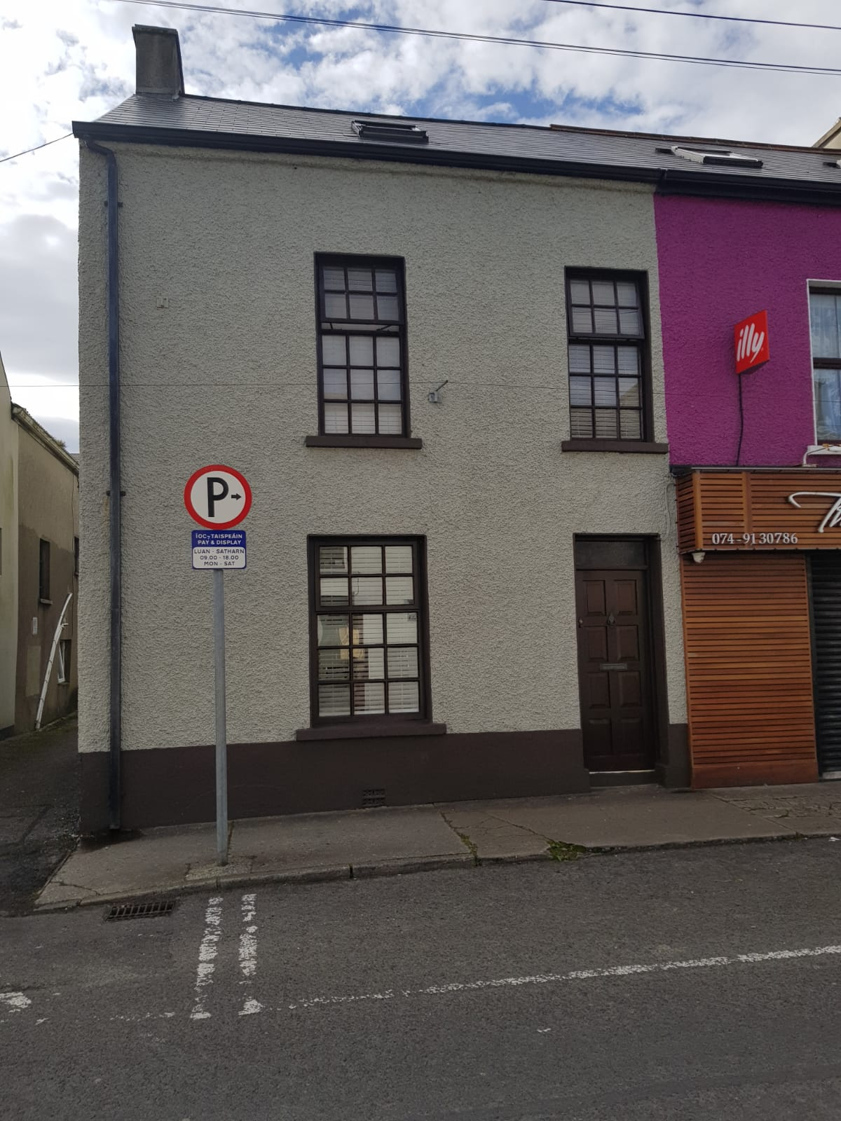 Navenny Street, Ballybofey, Co Donegal F93 X6D6
